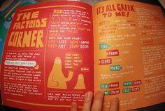 anorak magazine : best magazine ever.