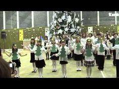 ▶ Karácsony 2013 - A barcsi Deák Ferenc Iskola ünnepsége - YouTube