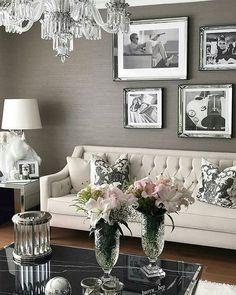 Modern Kitchen Design Photo by Grace R (@lovefordesigns) | Clipboards @lovefordesigns Stunning formal living room!... . By @burcu_beo #lovefordesigns#homedecor #homedesign#fixerupper#interiordecor#luxury#newhome#lighting#homeinspo#living#designideas#interiors#decor#homeinspo#instadesign#hogar#casa#interiorinspo#staging#realestate#homesweethome#livingroom39