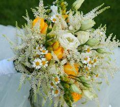 kytice luční kvítí