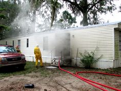 SECOND STRUCTURE FIRE IN TWO HOURS