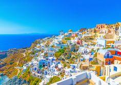 Cyklady, Grecja - najpopularniejsze wyspy, atrakcje i plaże