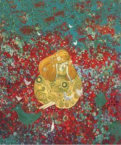 çizgili masallar: La colère de Banshee by David Sala