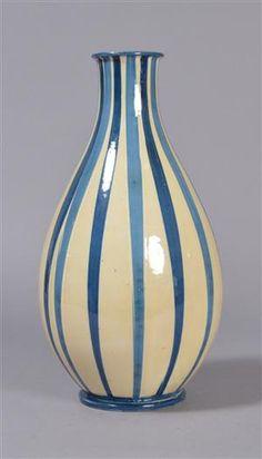 Vare: 4435028 Herman A. Pottery Painting, Pottery Vase, Ceramic Pottery, Danish Interior, Cement Pots, Keramik Vase, Pottery Designs, Danish Design, Earthenware