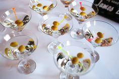 James Bond Party, Panna Cotta, Group, Ethnic Recipes, Instagram, Food, Decor, Dulce De Leche, Decoration