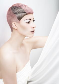 Austrian Hairdressing Award 2015 René Melcher #aha2015 #renemelcher #hairdye #coloring #blonde #haircuts #стрижки #прически #окрашивание #креатив