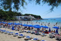 Split beaches: Bacvice beach