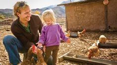 """""""Down-to-Earth"""" Farm Vacations : Experience Life"""