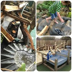 Outstanding outdoor play scapes Water play