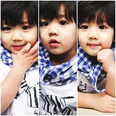 i'm jung yoogeun and i'm the most adorable baby everrrr <3