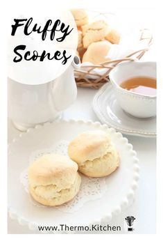 With Mothers Day around the corner I am sharing -  Gemmas Secret Recipe for Soft Fluffy Scone!! How do you make a big, soft fluffy scone? With this scone recipe, it's easy! Enjoy piping hot buttery scones. Thermomix & conventional cooking method. #scone #sconerecipe #fluffyscones #softscones #perfectscones #Thermomix