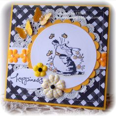 penny black critter party | Penny Black at All Sorts - April Challenge