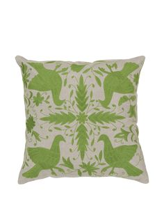 Surya Patterned Throw Pillow at MYHABIT
