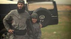 El Estado Islámico homenajea a un 'mártir' de 10 años
