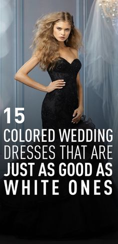 15 Unconventionally Colored Wedding Dresses That Are Just As Beautiful As The White Ones Budget Wedding, Wedding Day, Colored Wedding Dresses, Diy Wreath, African Fashion, Wedding Decorations, Shades, Gowns, Formal