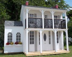 Explore our custom design process of indoor and outdoor playhouses for boys and girls! Design a two-story playhouse, castle, cottage and much more! Kids Playhouse Plans, Outside Playhouse, Girls Playhouse, Childrens Playhouse, Backyard Playhouse, Build A Playhouse, Playhouse Interior, Cubby Houses, Play Houses