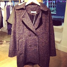Cocoon coat crush!