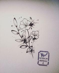 Korean National Flower Tattoo : korean, national, flower, tattoo, Tattoo, Designs, Ideas, Designs,, Tattoos,, Small, Tattoos