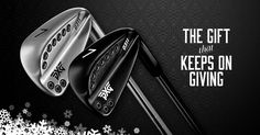 There is no time like the present to get fit for #PXG. Golf clubs, golf equipment, luxury golf.