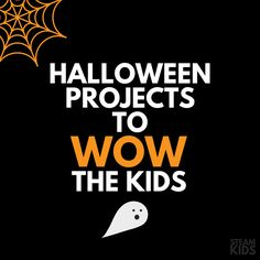 Halloween STEAM fun for kids