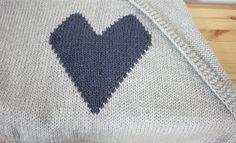 Knit Baby blanket. Chunky baby blanket. by CreamKnit on Etsy