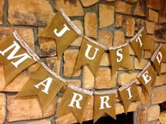Rustic weddings and
