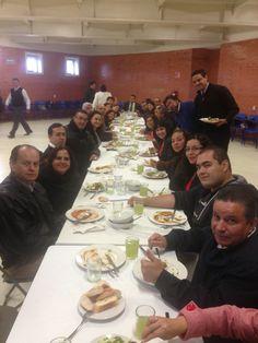 Festejando en Celaya marzo 2015