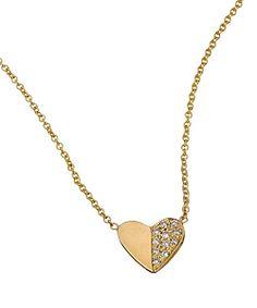 Ariel Gordon Jewlery | Close to My Heart Necklace
