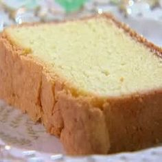 Cream-Cheese Pound Cakes Recipe | Martha Stewart