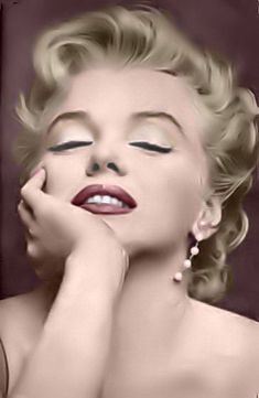 Marilyn Monroe, Love this photo!