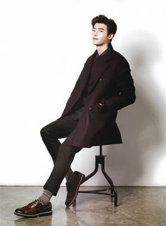 Lee Jong Suk - GQ Magazine October Issue '14