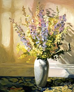 Bouquet Impressions, David Lloyd Glover