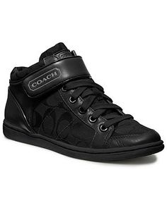 *I own it* coach zoey sneaker, yes this is a women's shoe but Idc they're awesome!