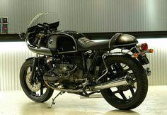 Lil black bike