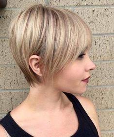 Modern Pixie with Hidden Undercut hairstyle