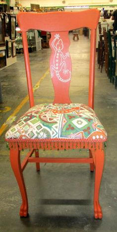 Gecko chair