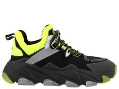 Shop Ash Energy Sneakers and save up to EXPRESS international shipping! Ash Shoes, Nike Huarache, World Of Fashion, Calf Leather, Luxury Branding, Calves, Ash Ash, Shoes Sneakers, Lace Up