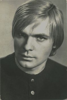 Oleg Vidov. He was the most handsom actor in USSR.