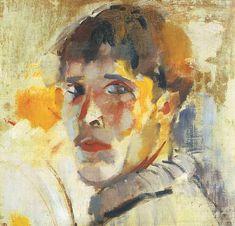 RIK WOUTERS Portrait de Rik (Sans Chapeau, 1911)