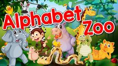 Alphabet Zoo   ABC Song for Kids   Alphabet Song   Jack Hartmann Abc Song For Kids, Phonics For Kids, Alphabet For Kids, Music For Kids, Kids Songs, Preschool Songs, Preschool Letters, Letter Sound Song, Zoo Songs