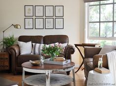 Living Room Colors For Brown Couch decorating with a brown sofa | decorating, brown and living rooms