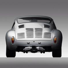 "clubmulholland: "" Porsche 356 Carrera GTL Arbarth. """