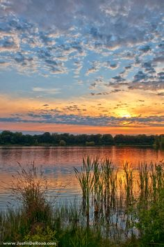 ~~For Just A Second Of Your Time | serene lake landscape by Justin DeRosa~~