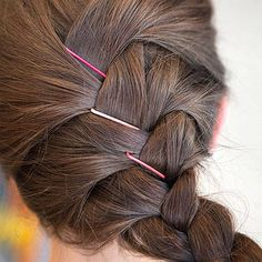 20 New Ways to Use Bobby Pins  - HarpersBAZAAR.com