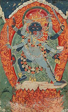 Google Image Result for http://upload.wikimedia.org/wikipedia/commons/thumb/a/a0/Kali_and_Bhairava_in_Union.jpg/220px-Kali_and_Bhairava_in_Union.jpg