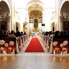 Church Wedding, Table Decorations, Wedding Dresses, Projects, Mariage, Wedding Tables, Weddings, Organisation, Bridal Dresses