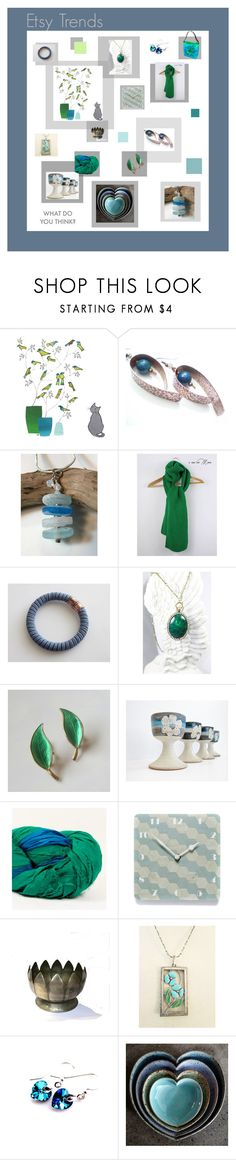 """Etsy Trends"" by anna-ragland ❤ liked on Polyvore featuring vintage"