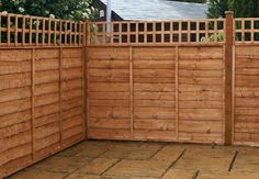 decorative fence panels - Google Search