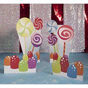 Candy Standees