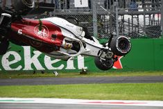 Marcus Ericsson / Sauber in Monza 2018 Red Bull Racing, F1 Racing, F1 Crash, Marcus Ericsson, Monaco Grand Prix, Car Makes, Mercedes Amg, Race Cars, In This Moment